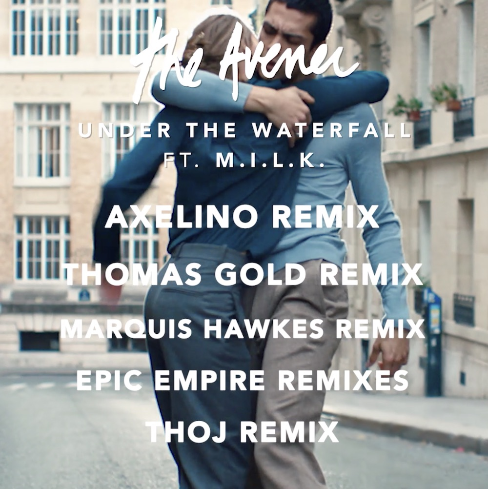 UNDER THE WATERFALL REMIXES