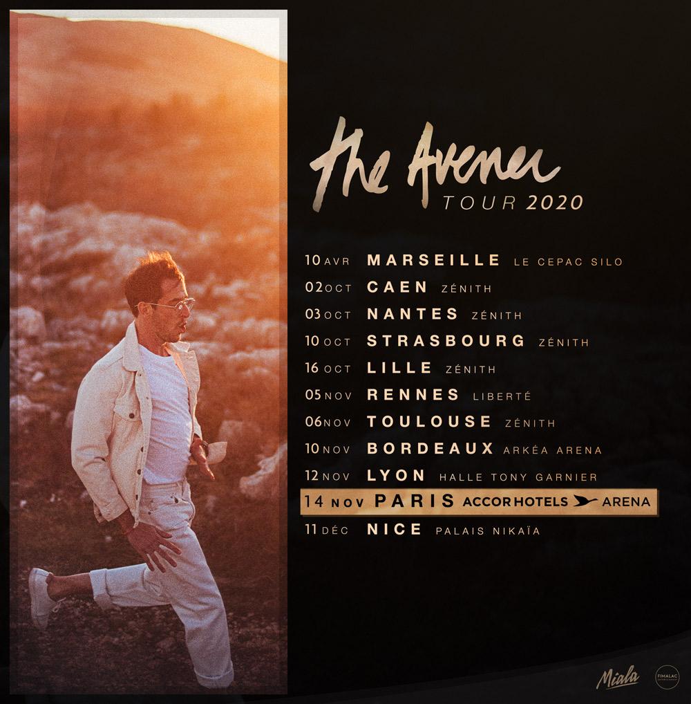 The Avener - TOUR 2020